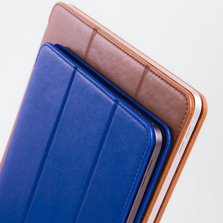 12,9-tums iPad Pro (2019) Smart Fodral - Kungsblå - Slätt läder