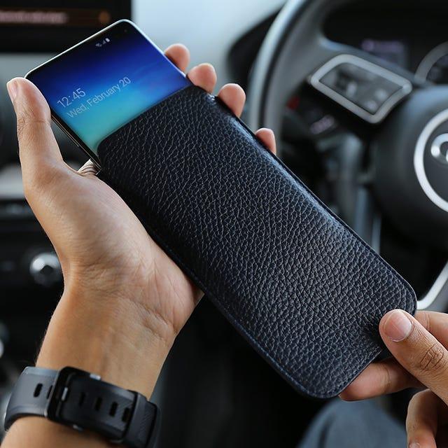 Klassiskt fodral till Samsung Galaxy S10 Plus